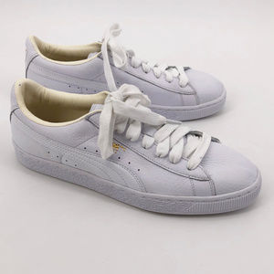 PUMA | Basket Classic Low Leather Sneakers